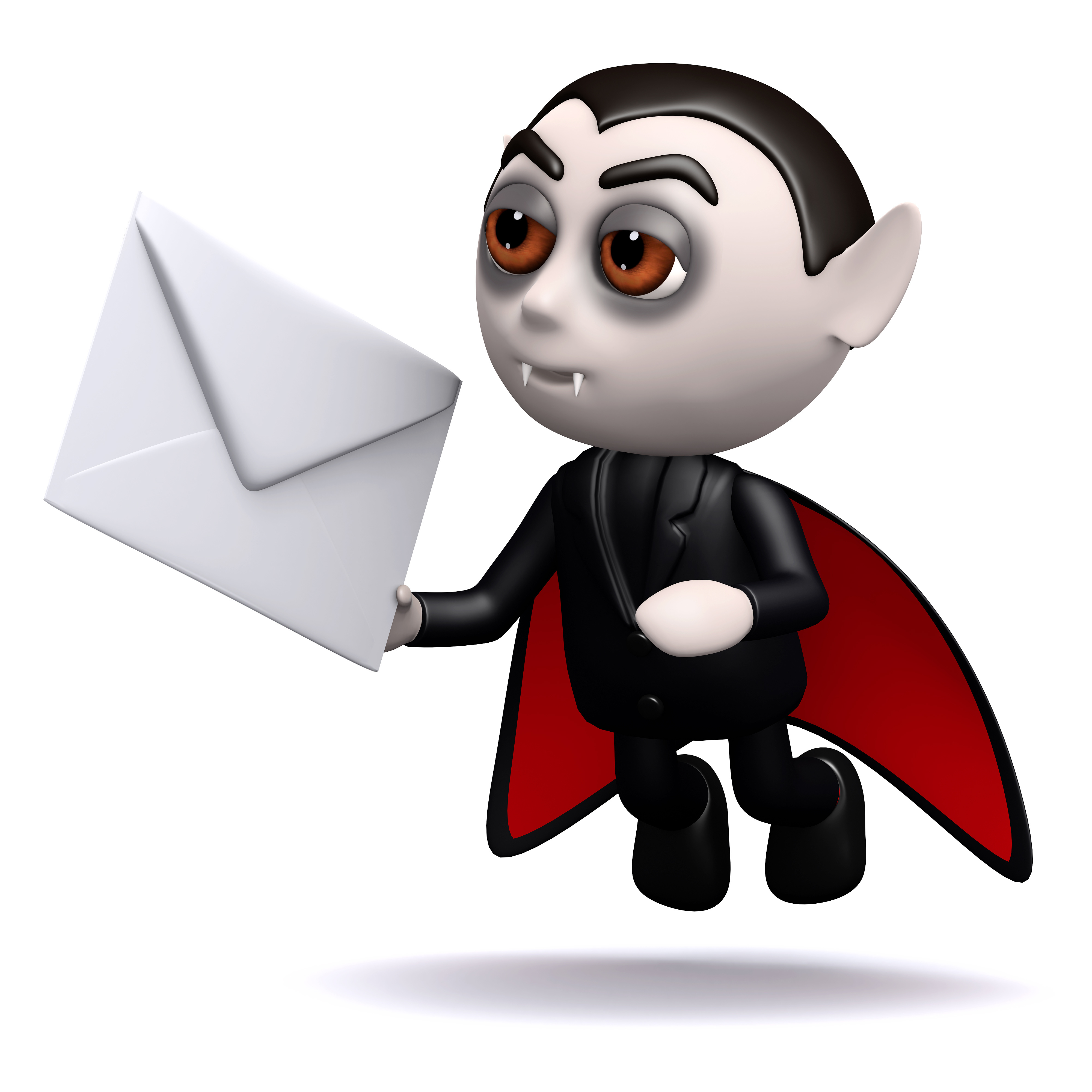 Email Alert Vampire